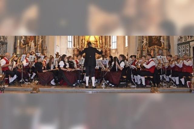 Statt Kirchenkonzert ein Konzert in der Kirche
