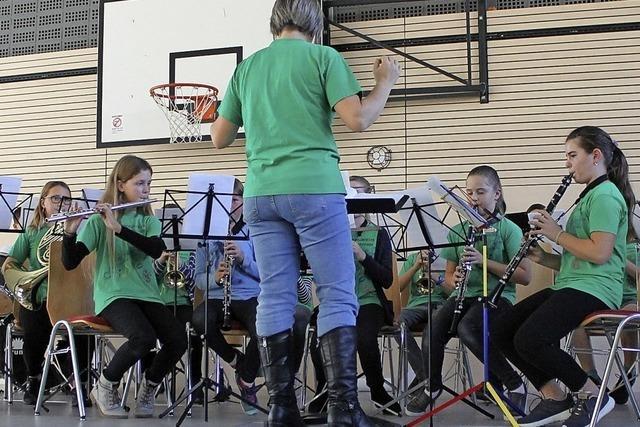 Jungmusiker beweisen Mut und Talent