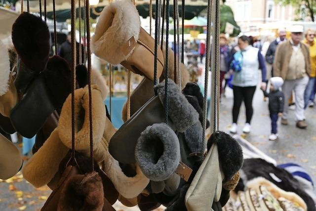 Chilbimarkt lockt viele Besucher nach Bad Säckingen