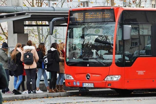 Bus und Bahn haben im Kreis Lörrach ein Imageproblem