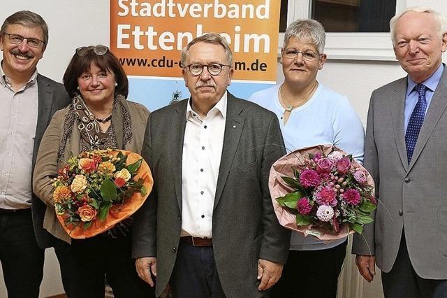 Helmut Rau ist seit 50 Jahren dabei