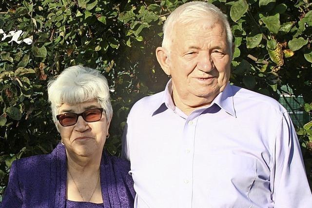 In Tadschikistan haben sie sich kennengelernt