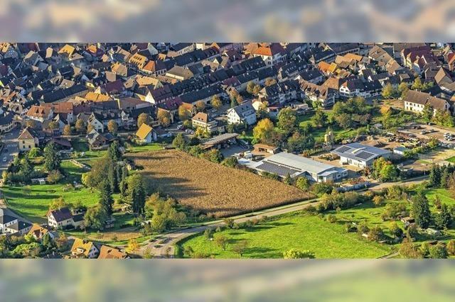 Neues Baugebiet Espen Süd