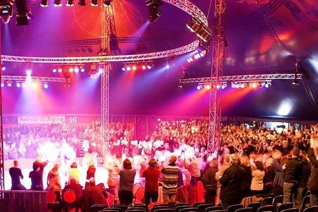 Die schönsten Zirkusmomente – Freiburger Prominente erzählen von ihrem ersten Zirkusbesuch
