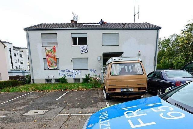 Ehemaliges Polizeigebäude im Stühlinger steht seit einem Jahr leer
