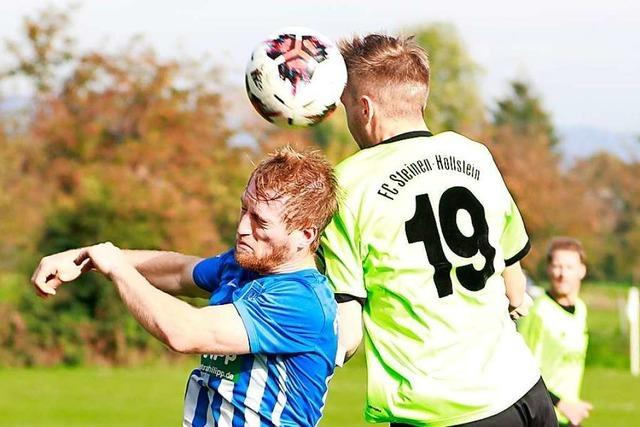 Spitze in Sicht: FC Steinen-Höllstein setzt Siegesserie fort