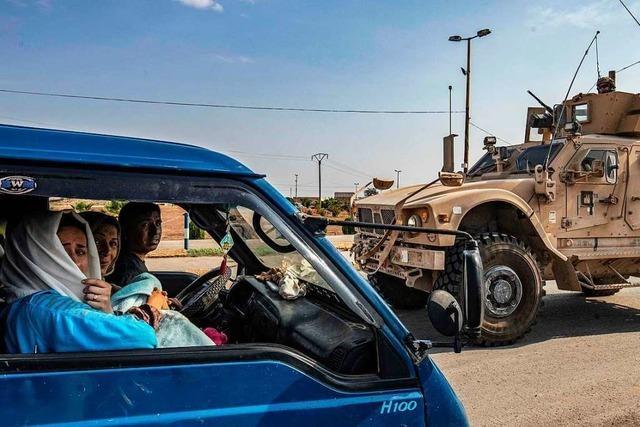 CDU-Politiker: Bundeswehr nach Syrien