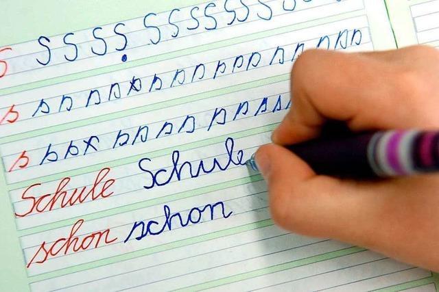 Handschrift ist wichtig – und das nicht, weil früher alles besser war