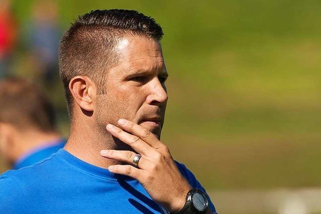 Brennet-Coach Urs Keser: