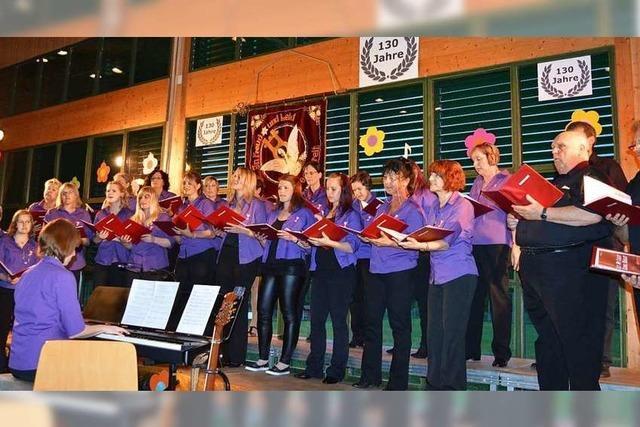 2018 war schwieriges Jahr für Herrischrieder Sänger