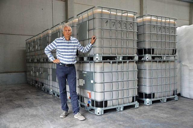 Eine Firma in Grenzach-Wyhlen steigert weltweit die Effizienz von Kraftwerken
