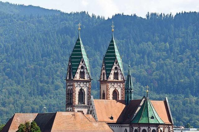 In Freiburg könnte es bald nur noch eine katholische Pfarrei geben