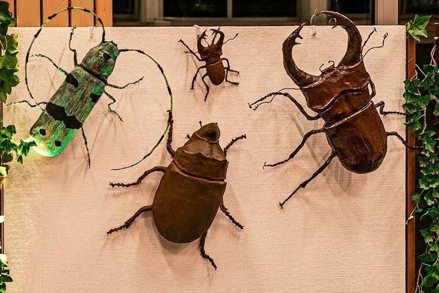 Künstler aus dem Glottertal zeigen ihre Arbeiten