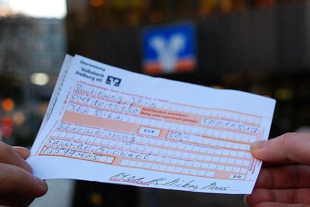 Volksbank-Mitarbeiter stoppen Konto-Betrug bei TC Munzingen