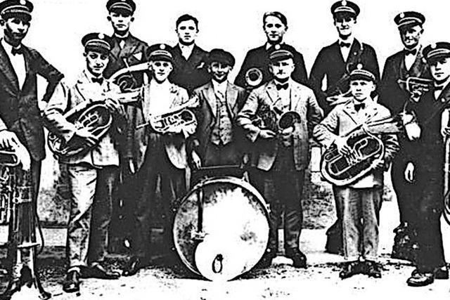 Der Musikverein wird 90 Jahre alt