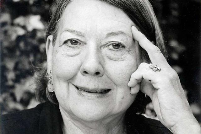 Nur die Literatur –Zum Tod der Verlegerin Monika Schoeller