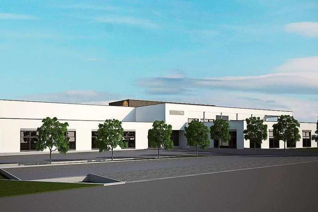 Testo-Neubau soll 200 zusätzliche Arbeitsplätze nach Kirchzarten bringen