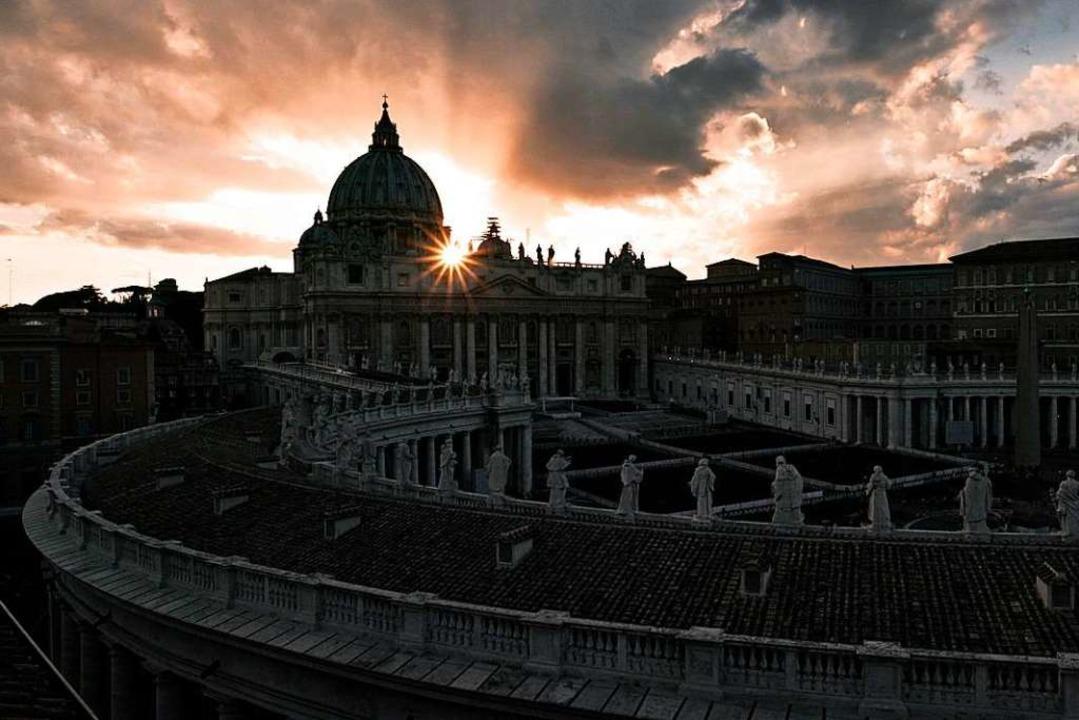 Die  Festung des Herrn: Petersdom und Vatikanstadt  | Foto: Real Fiktion