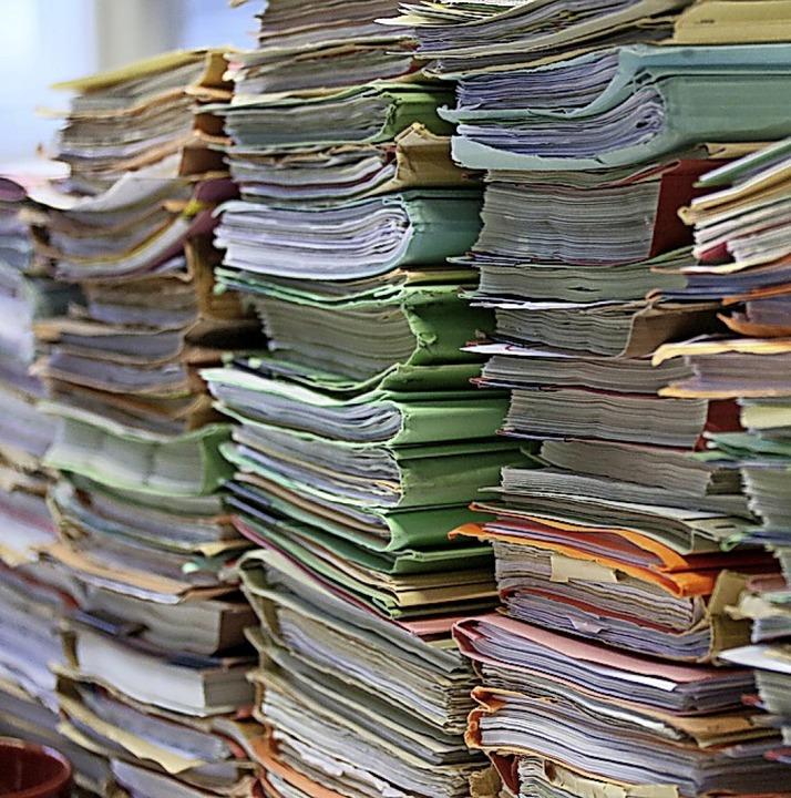 Bürokratieabbau:  die Umstellung von Papier- auf Digitalakten  | Foto: Stephanie Pilick