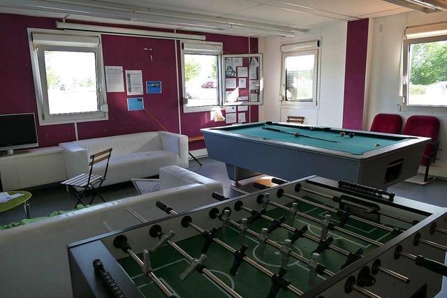 Die Selbstverwaltung im Jugendzentrum Efringen-Kirchen funktioniert nicht
