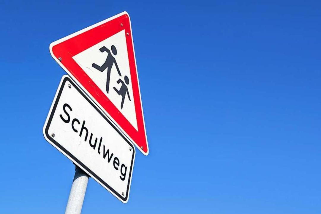 Das Mädchen hatte sich auf dem Schulweg verirrt (Symbolbild).  | Foto: Björn Wylezich (Adobe Stock)