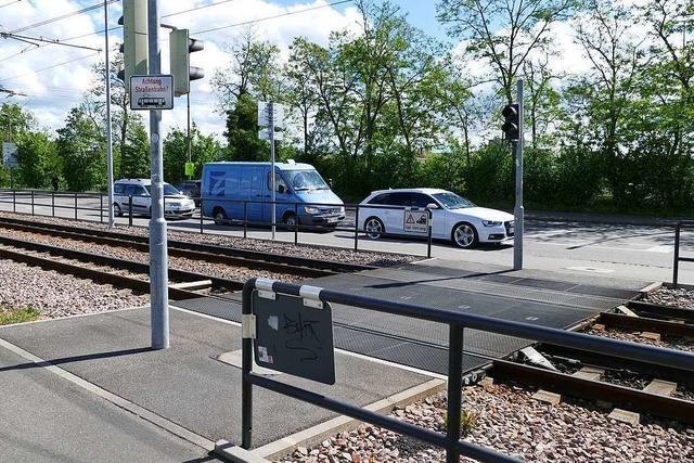 Die tödliche Tramkollision in Weil am Rhein ist bereits der fünfte Unfall an dieser Stelle