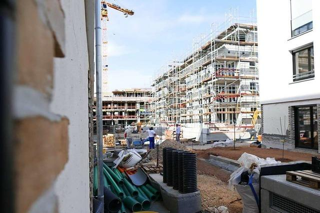 Bauplatz-Bewerber in Bad Krozingen müssen Punkte sammeln