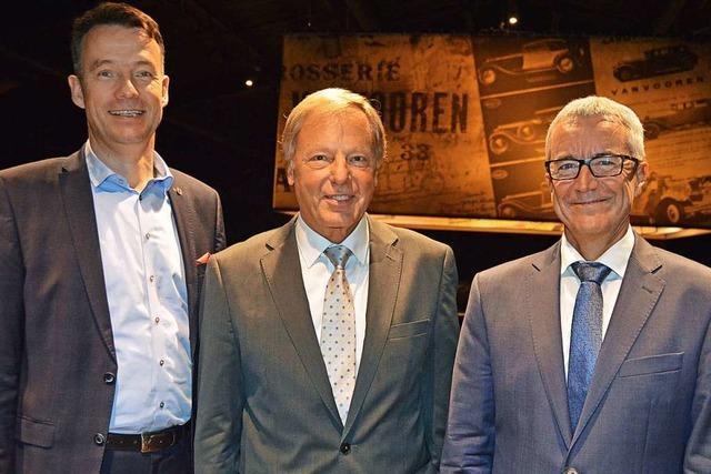 Tennis-Club Grün-Weiß Kirchzarten feiert 50. Geburtstag