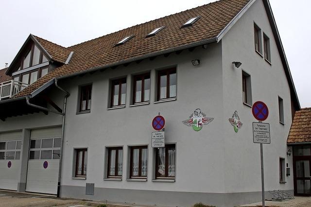 Wehr und Bauhof unter einem Dach