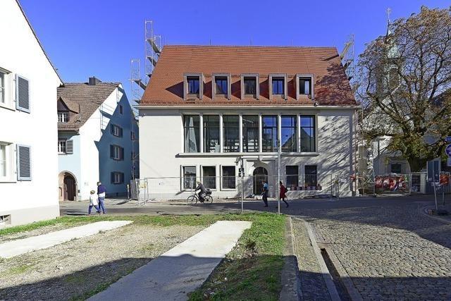 Andlausches Haus ohne Gerüst