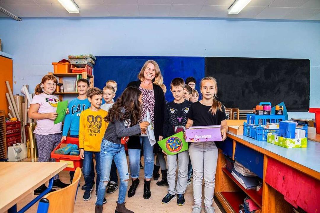 Die Michaelschule ist eine von rund 90...hem Schwerpunkt in Baden-Württemberg.     Foto: Joss Andres