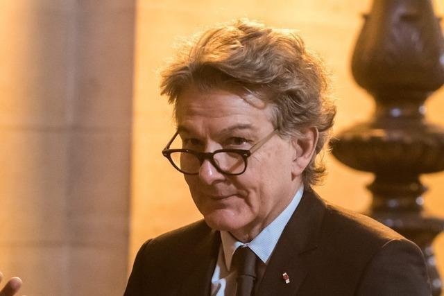Macron schlägt Ex-Wirtschaftsminister Breton als EU-Kommissar vor