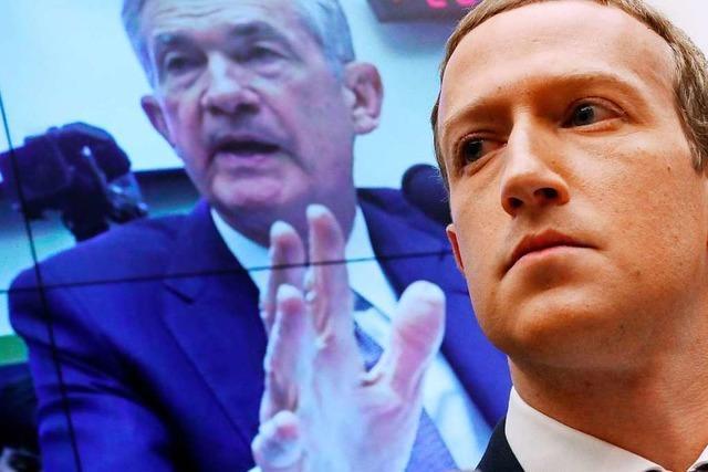Zuckerberg verteidigt umstrittene Digitalwährung Libra