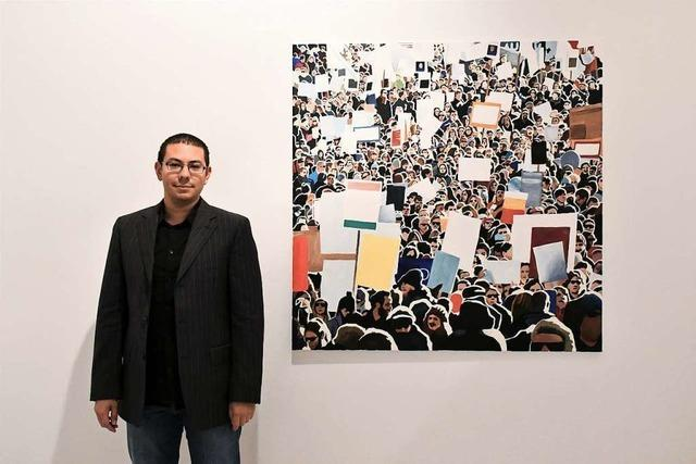 Im Freiraum Kunstlager in Lörrach läuft die letzte Ausstellung