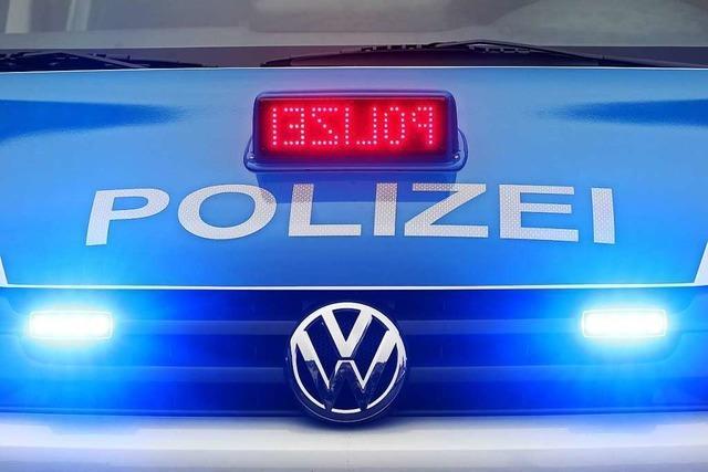 Betrunkener Fahrer beleidigt Polizei