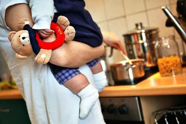 Wie vier Frauen Friesenheimer Familien helfen