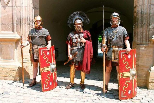 Wer waren die Römer?