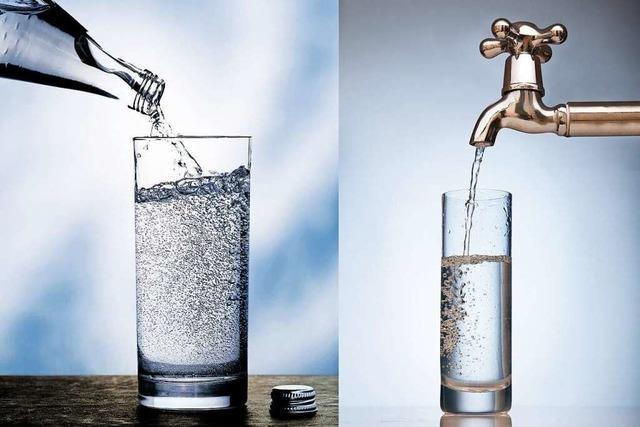 Warum Mineralwasser trinken?