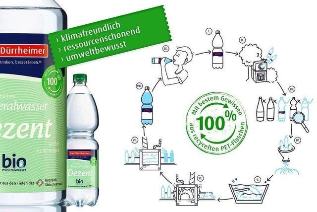 Nachhaltigkeit ist Teil des Unternehmenskonzept