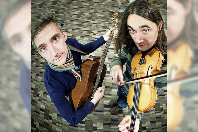 Broom Bezzums gibt Konzert in der Stadtscheuer in Waldshut