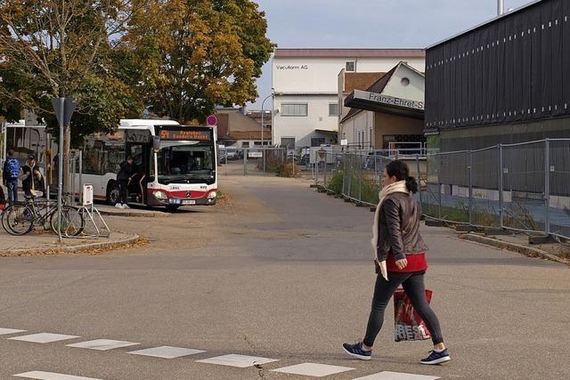 Bushaltestellen am Bahnhof werden verlegt