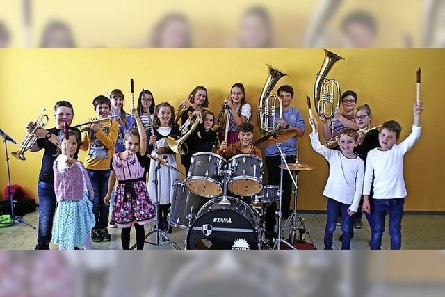 Junge Musiker lassen aufhorchen