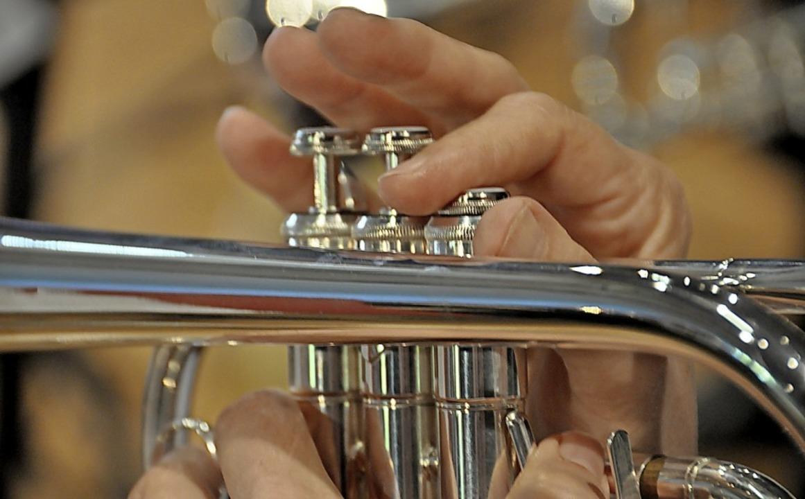Nächstes Jahr wird der Blasmusikverband Hochrhein 100 Jahre als    Foto: Daniel Gramespacher