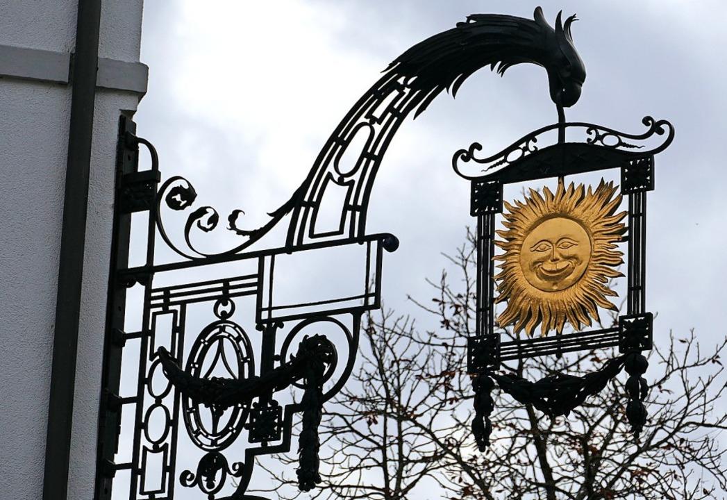 Der Gestaltungsbeirat gab auch Ratschl... des Hauses Sonne am Alten Marktplatz.    Foto: Peter Gerigk