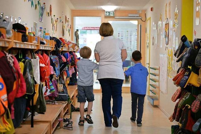 Im Kreis Lörrach wird die Ausbildung zur Kinderpflegerin gestärkt