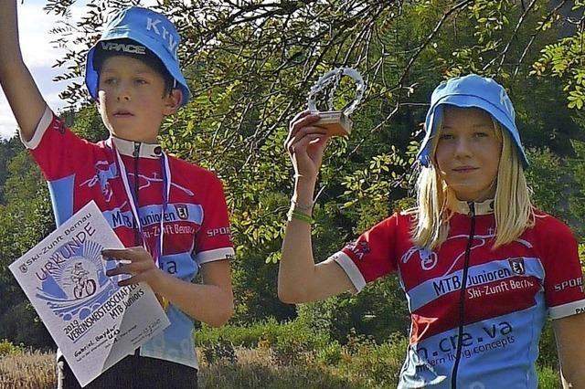 Die besten Mountainbiker