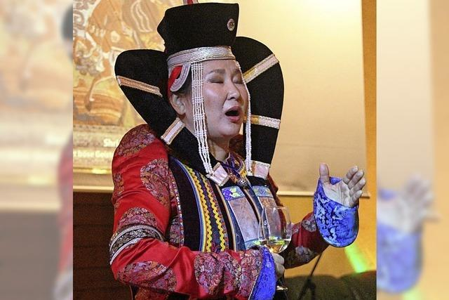 Einblicke in die mongolische Kultur