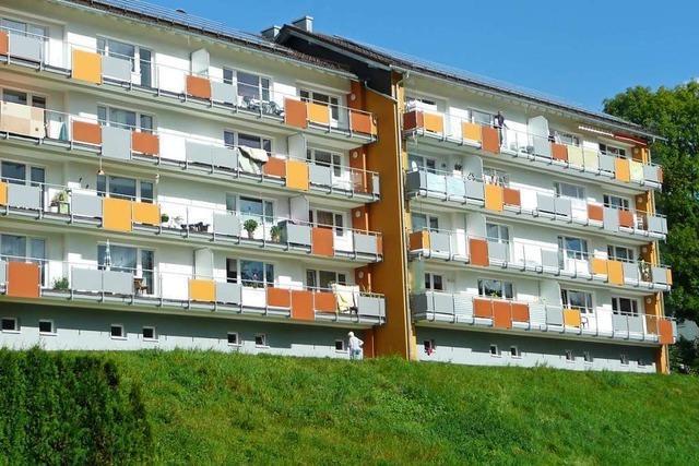 150 Namen stehen auf der Warteliste für Wohnungen im Hochschwarzwald