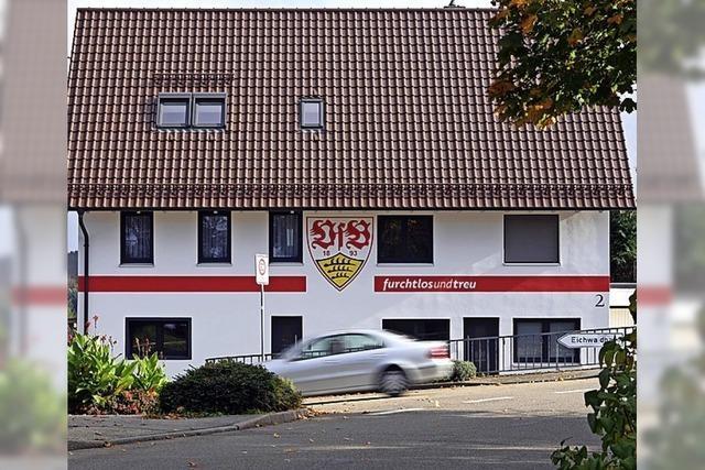 AUCH DAS NOCH: Das VfB-Haus