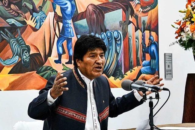 Lateinamerika ist im Griff der Unversöhnlichen